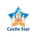 城堡的明星Logo