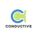 導電Logo