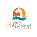 Gulf Shores Pet Care  logo