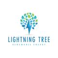 閃電樹Logo