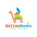 在線圖書Logo