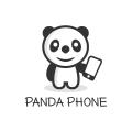 熊貓手機Logo