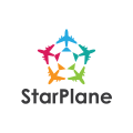 Star Plane  logo