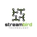 流鳥Logo