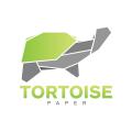 烏龜紙Logo