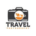 旅遊攝影Logo