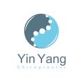 Yin Yang Chiropractor  logo