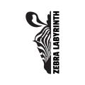 Zebra Labyrinth  logo