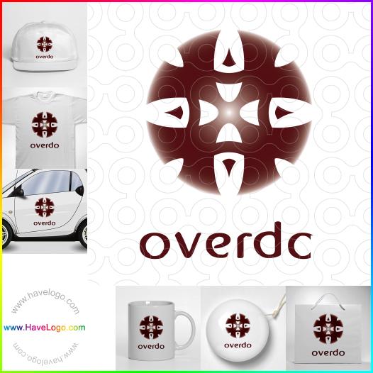 抽象logo設計 - ID:368