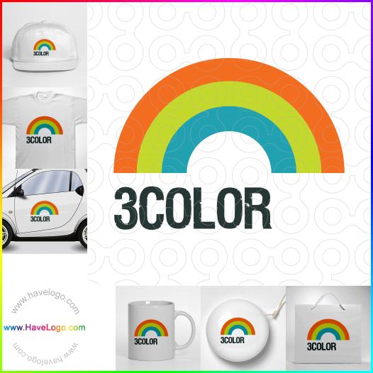 colorful logo - ID:159