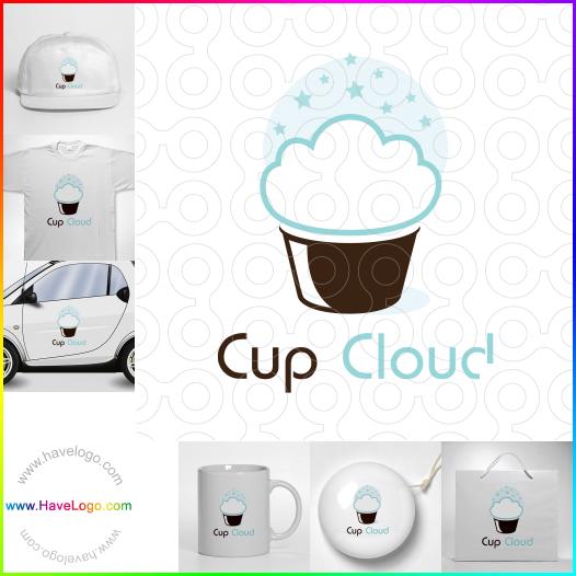 酸奶店logo設計 - ID:17596