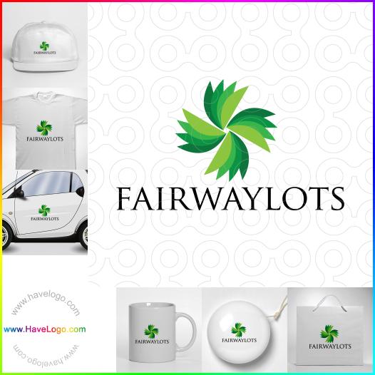 綠色logo設計 - ID:234