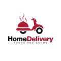 送貨上門服務Logo