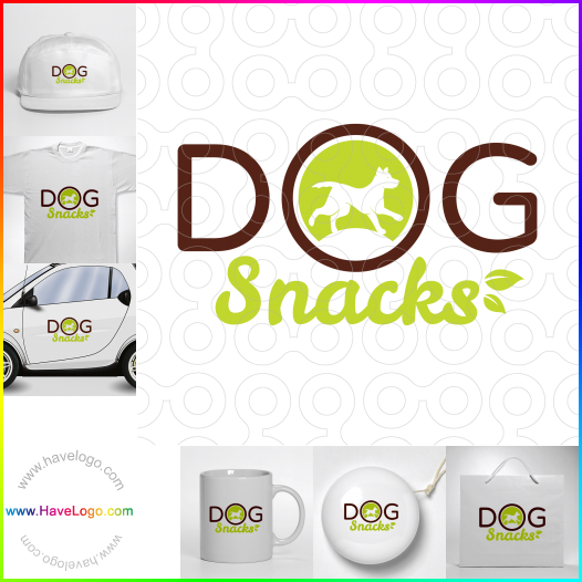 零食logo設計 - ID:35302