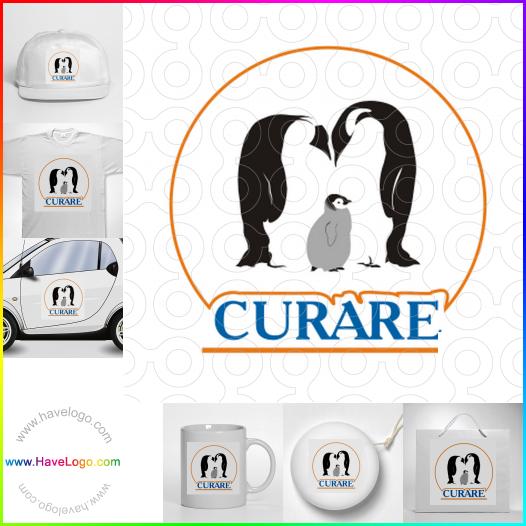 企鵝logo設計 - ID:17650