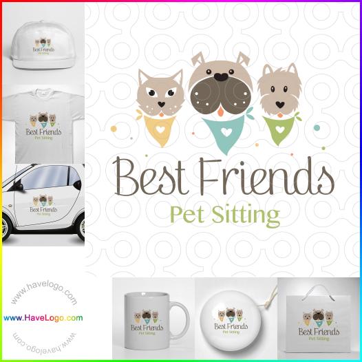 puppy logo - ID:58373