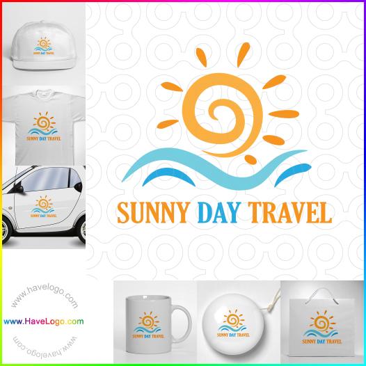 sun logo - ID:35313