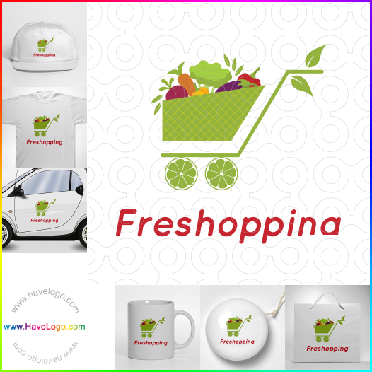 購物logo - ID:32061