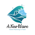 A New Wave  logo