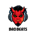 Bad Beats  logo
