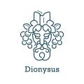 酒神Logo