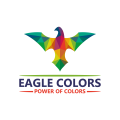 鷹的顏色Logo