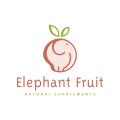 像水果Logo