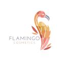 Flamingo Cosmetics  logo