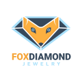 Fox Diamond  logo
