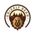 灰熊Logo