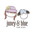 juney藍logo