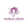 美杜莎的魅力Logo