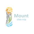 安裝滑動行程Logo