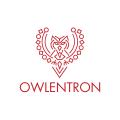 Owlentron  logo