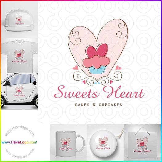 confectionery logo - ID:49442