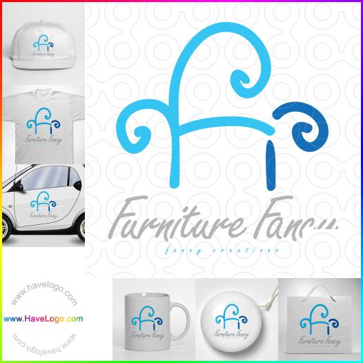 furniture logo - ID:35364