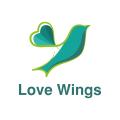 love wings  logo