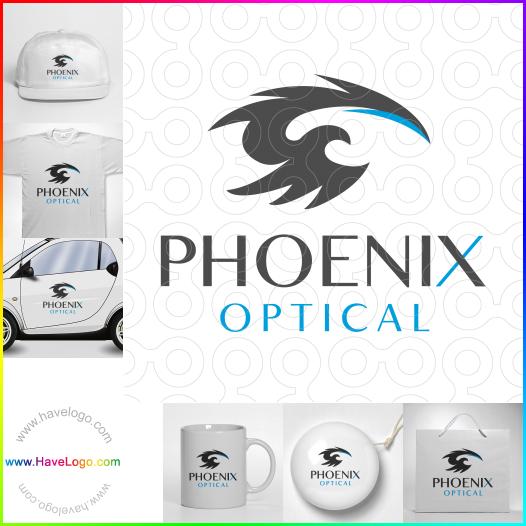 optometrist logo - ID:35374