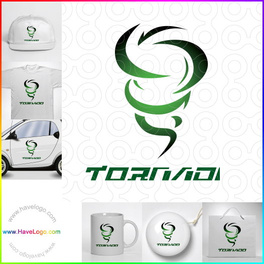 tornado logo - ID:53042