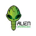 外星考古Logo