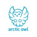 Arctic owl  logo
