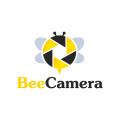 蜜蜂的相機Logo