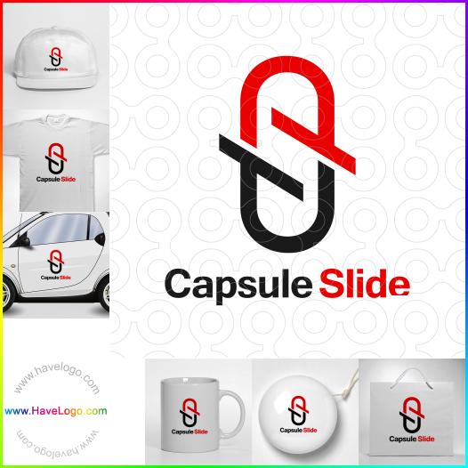 膠囊滑logo設計 - ID:65660