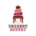 甜品自助餐Logo