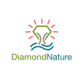 Diamond Nature  logo