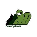 森林幽靈logo