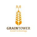 粒塔麵包技術Logo