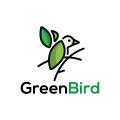 綠色的鳥Logo