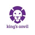 國王的砧Logo