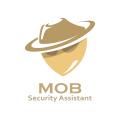 暴徒安全助理Logo